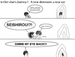 Sei-chan's Journey by Yaoidreamers