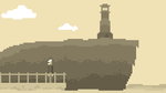 The Sepia Lighthouse by RanfordS