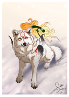 Sunlight by TheMysticWolf