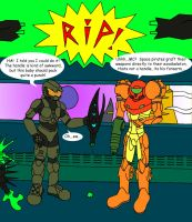 Metroid-Halo crossover 4 by Wakeangel2001