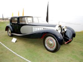 Bugatti Type 41 Pebble Beach by Partywave