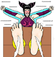 Juri Han Endurance Training Fail by narutobyrufy