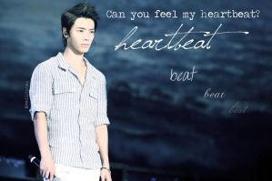 Donghae - Heartbeat by Heedictated