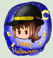 Trick Or Treat!~ ( Happy Halloween! ) by ExGamerChan