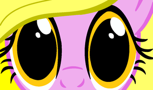 I have special eyes by mira-stripe