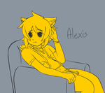 Alexis by kitten-boy