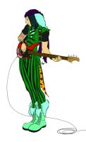 Mad T Party Bass by Ame-Abunai