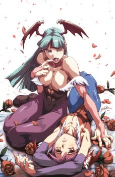 Darkstalkers - Issue 6 by UdonCrew