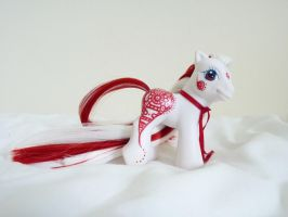 Custom my little pony ruby henna baby 5 by thebluemaiden