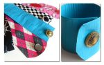 Duct Tape Cuff Bracelets by WildeMoon