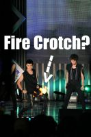 Firey Crotch by FlawlessInnoncence