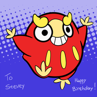 Happy Birthday, Stevey by ezeqquiel