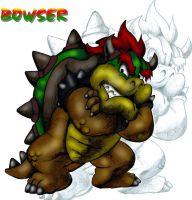Bowser by Ddimitri16 by Captain86