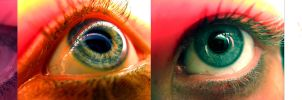 Eye Shots by Ionday