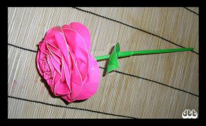 Duct Tape Rose by DuckTapeBandit
