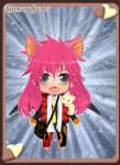 Natsu Dragneel (Female Version) [My creation a by NatsuDragneelx777