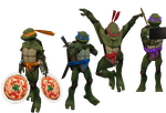 Tmnt group shot by monstermaster13