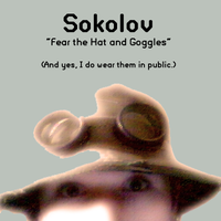 Hat and Goggles ID thing O_o by Sokolov