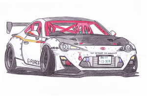 TRA Kyoto Toyota GT68 N2 by jmig3