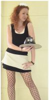 Waitress 4 by Lisajen-stock