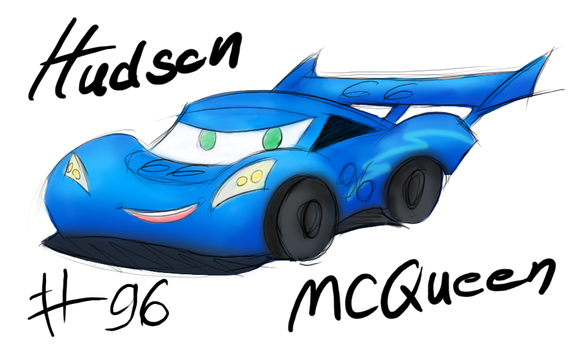 Hudson McQueen by MaAwezoom
