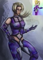 Nina Williams Remake by TheClintHennesy