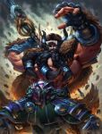 SMITE Mountain Man Odin by Brolo