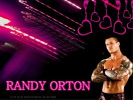 Randy Orton Wallpaper by A-H-D