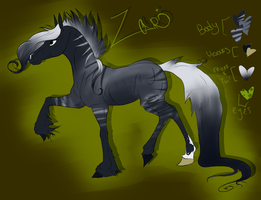 Zari Refrence by Artistic-Pineapple