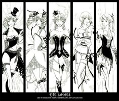 The Ladies by gehenna1986