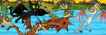 HTTYD Dragons 2 by PlagueDogs123