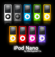 iPod_Nano by wackypixel