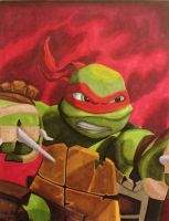 Raphael (Finished) by GabiSaKuRa