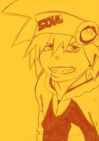 Soul Eater Evans by AniAli