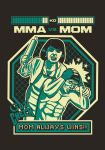 Commission - 'MMA vs MOM' T-Shirt by anderpeich