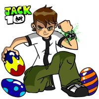 Ben10 Easter by Sugarsop