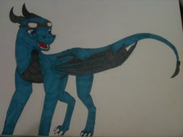 Traditional Gale by Dantedragon