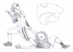 Darren Sproles_KSU Legend by akaSharpie