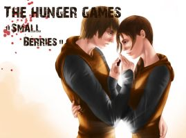 Hunger games - Small Berries by IngvildSchageArt