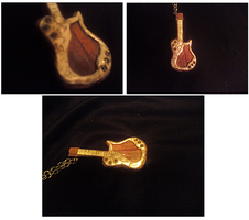 Gift - Guitar accessory by Fullmetal-Phantom