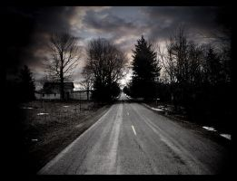 Route To Unknown by BreAnn
