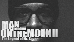 Man The Moon2 Kid Cudi by Antony99