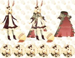 .:BunnyGirl_Adopt(CLOSED):. by CrestVyne