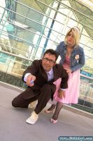 Doctor n Rose 2 - Doctor Who by aimeekitty