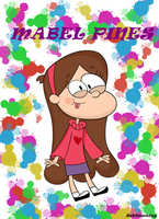 Mabel Pines by mexican64