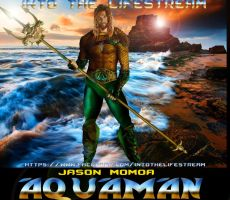 Aquaman King of the Oceans by Gyaldhart