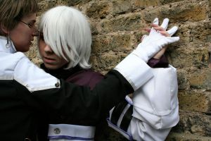 Pandora Hearts - Trap Me by Sky-Hat