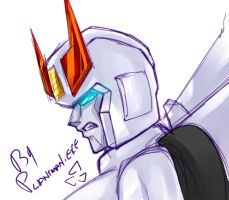 TF - Prowl iRage by plantman-exe