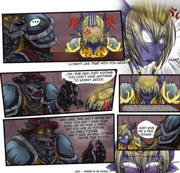Comic Commission: Victors proof of affection pg2 by Autumnology