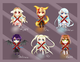 Adopts Batch #1 {CLOSED} by RoseSense
